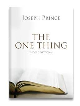 The one thing 31 day devotional by joseph prince joseph prince the one thing 31 day devotional by joseph prince joseph prince amazon books fandeluxe Images