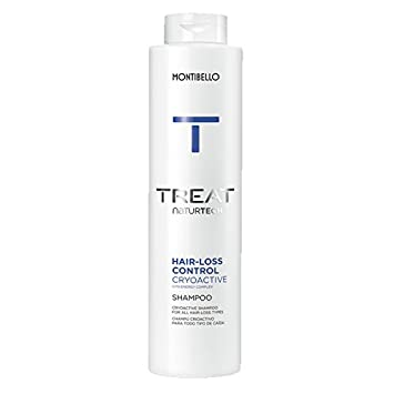 MONTIBELLO TREAT NATURTECH HAIR-LOSS CONTROL CRYOACTIVE SHAMPOO 300ML: Amazon.es: Belleza