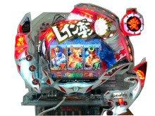 コンパクト卓上パチンコ:CRF愛の戦士レインボーマン(SANKYO)自動で回って自動で消化!の商品画像
