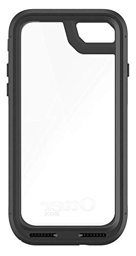 OtterBox PURSUIT Series – iPhone 8/iPhone 7 – Black/Clear – Certified Refurbished