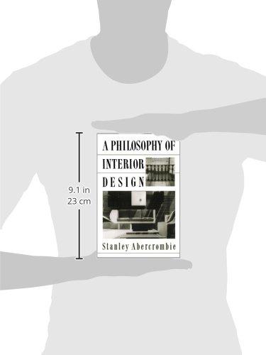 A Philosophy Of Interior Design (Icon Editions): Amazon.co.uk: Stanley  Abercrombie: 9780064301947: Books