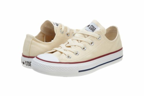 Converse+Unisex+Chuck+Taylor+All+Star+Low+Top+Natural+Sneakers+-+14+B%28M%29+US+Women+%2F+12+D%28M%29+US+Men