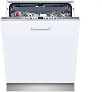 Neff S51N58X7EU lavavajilla - Lavavajillas (Totalmente ...