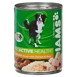 Iams Premium Dog Food, Chicken & Rice Entree, 13.2 oz