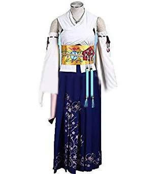 【 新品 】 【cosstore】ユウナコスプレ用衣装 高級 cosplay 高級 女性S 女性S B07GX95X7J 女性S B07GX95X7J, マッキー:ed3e11c1 --- a0267596.xsph.ru