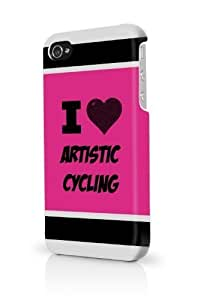 Artistic Cycling Pink For SamSung Note 2 Phone Case Cover
