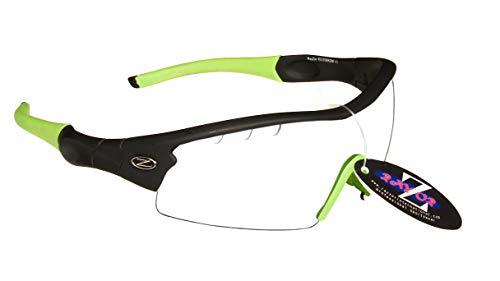 RayZor Sport Wrap lichtgewicht hardloopzonnebril, anti-verblindende joggingbril voor dames en heren, professionele UV400…