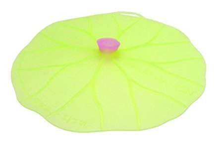 silicone lily pad lids - 9
