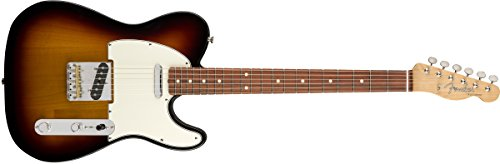 Fender Classic Player Baja 60's Telecaster Electric Guitar - Pau Ferro Fingerboard - 3-Color Sunburst
