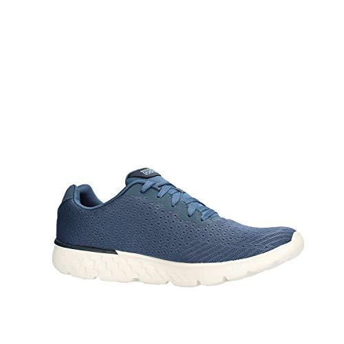 Mujer Sneaker Skechers NVY Turquesa 14804 q4nt6v