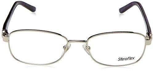 STEROFLEX Monture lunettes de vue SF 2570 491 Argent 45MM