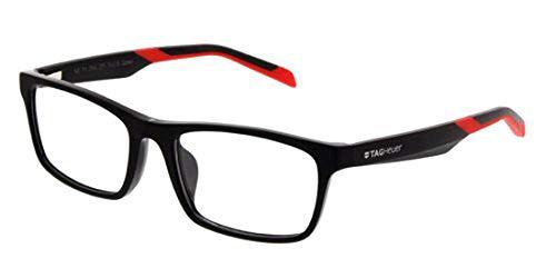 New Tag Heuer B Urban Eyeglasses - 0555 005 - Black (57-18-145)