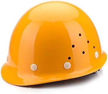 MEI XU 建設安全ヘルメット - 地上工事工学換気ヘルメット安全保護電力建設鉱夫明るい多色選択 // (色 : B)