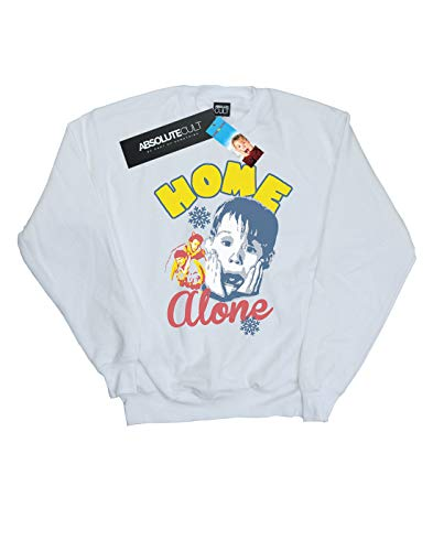 Entrenamiento Absolute Mujer Alone Blanco De Camisa Home Snowflake Cult Retro n4rqp48x