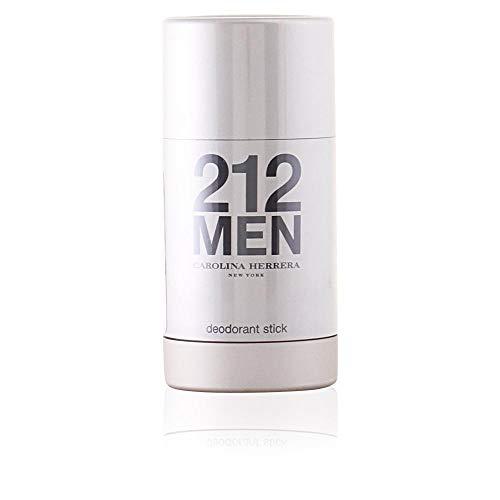 Carolina Herrera 212 Deodorant Stick For Men, 2.1 Ounce