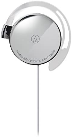 Audio Technica ATH-EQ300M SV Silver Ear-Fit Headphones Japan Import