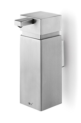 Zack 40019 Xero Wall Mounted Liquid Dispenser, 5.9-Inch (Wall Soap Series Dispenser Mount)