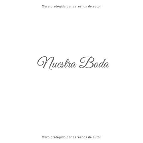 ... firmas fiesta hogar invitados fiesta para wedding boda ... firmas Nuestra Boda) (Spanish Edition): Gliviu Libros: 9781797483627: Amazon.com: Books