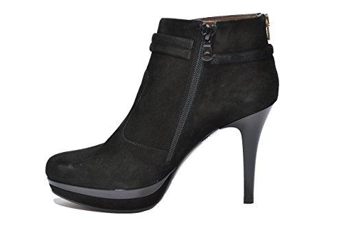 Nero Giardini, Damen Stiefel & Stiefeletten  Schwarz Black