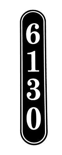 [해외]Carvature House Numbers House Number Plaque Address Plaque House Address Number House Address Sign House Number Sign Address Plaque House Number Housewarming Gift Wedding Gift 19 x 3.75. / Carvature House Numbers, House Number Plaq...