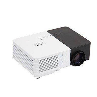 DENG Eug Mini proyector 100Lumens lúmenes HVGA (480 x 320) LCD ...