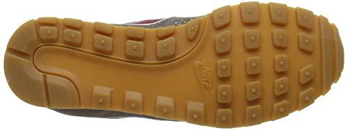 200 Multicolour Red Brown Crush Fitness 2 Women's Md NIKE Runner Shoes WMNS Mink Mesh String Eng 4TZwqCx