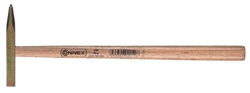 Connex COX790250 Fliesenlegerhammer 50 g mit Hartmetall-Spitze