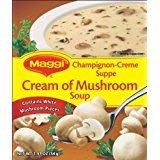 Maggi Cream of Mushroom Soup, 1.91-Ounce ()