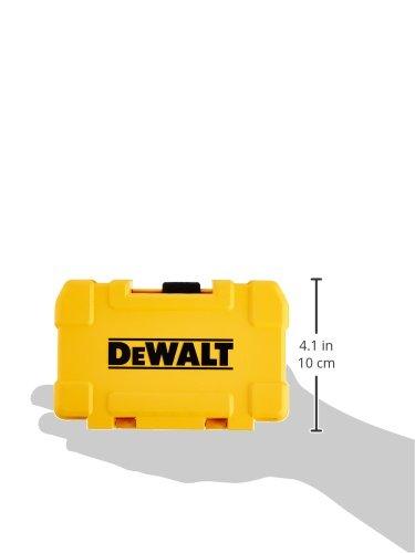 35-Piece DEWALT DWA2T35IR Impact Ready FlexTorq Screw Driving Set