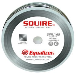 Equalizer Squire Windshield Cut-Out Wire - SWL165PKG by Equal-i-zer (Image #1)