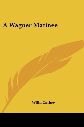 a wagner matinee - 2