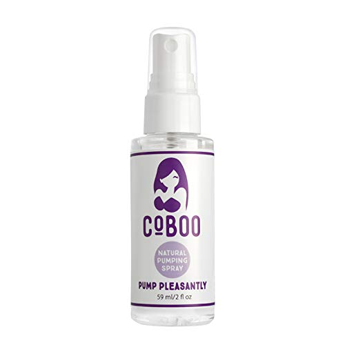 Learn More About CoBoo Natural Pumping Spray - 2 oz Bottle
