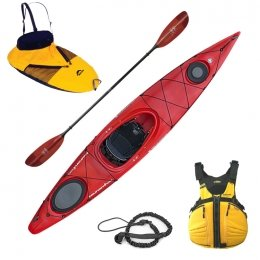 Wilderness Systems Tsunami 125 Kayak Mango, One Size