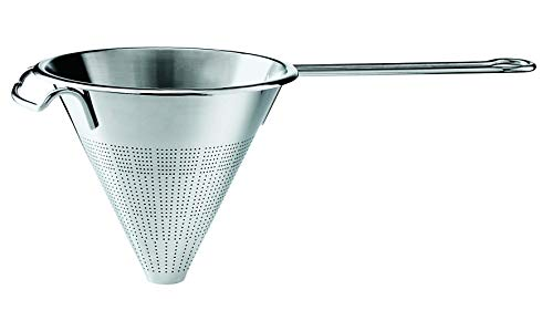 (Rösle Stainless Steel Conical Strainer, Wire Handle, 7.1-inch)