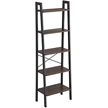 huge selection of 18b96 70804 Amazon.com: Casual Home 176-53 5-Shelf Ladder Bookcase ...