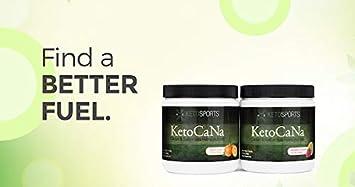 Keto Sports Supplements Beginner Pack Includes 2 KetoCana, 1 MCT Powder, 1 Keto Shield, 1 Ketone Test Strips Bonus Keto Sports T-Shirt