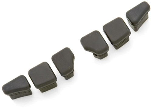 Kuryakyn 4485 Replacement Rubber Pad for Stiletto Peg