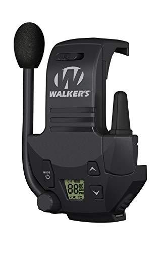 Walker's Game Ear GWP-RZRWT Hunting Tactical Walkie Talkie (Best Shooting Hearing Protection 2019)