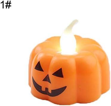 illuMMW Accesorios de Halloween, 112 Unidades, Calabaza