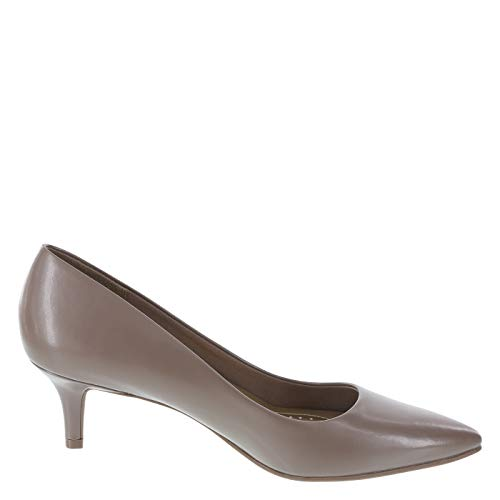Picture of dexflex Comfort Taupe Smooth Women's Jeanne Pointed-Toe Pump 7.5 Regular