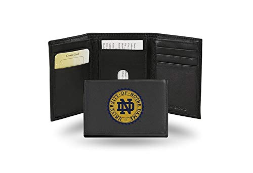 Rico Industries NCAA Notre Dame Fighting Irish Wallet, One Size, Team Color
