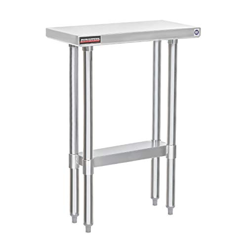 (DuraSteel Stainless Steel Work Table 24