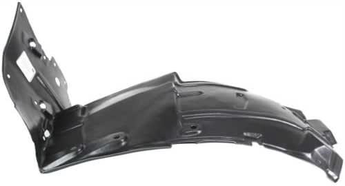 Infiniti FX35 FX45 Rear left bumper Molded Splash Guard Mud Flap OEM