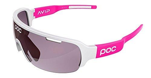 POC DO Half Blade AVIP Hydrogen White / Flour Pink - Sunglasses Flour