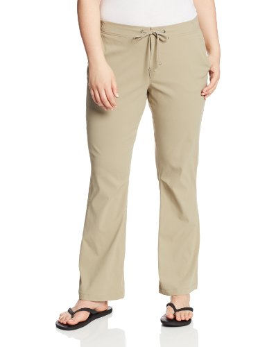 31nAx5rekSL Columbia Women's Plus-size Anytime Outdoor Plus Size Boot Cut Pant Pants, -tusk, 20WxR