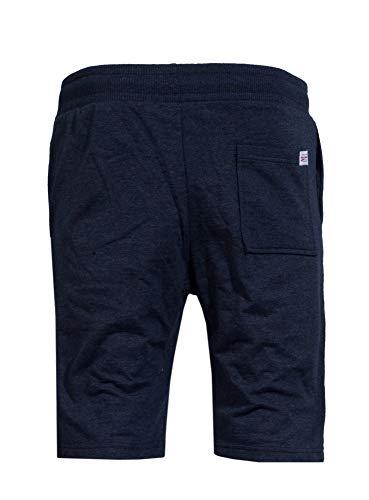 para marino Tanaka hombre Pantalones deportivos Akito Azul qB1RpxY