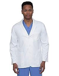 Healing Hands White Coat Collection 5150 Men's Leo Lab Coat