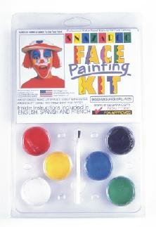 (Snazaroo Face Painting Products P-10015 6 COLOR SPORTS CLAM PACK Snaza)