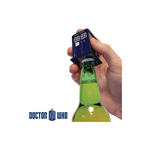 Doctor Who TARDIS Bottle Opener with Sound FX Effects (Doctor Gadget)