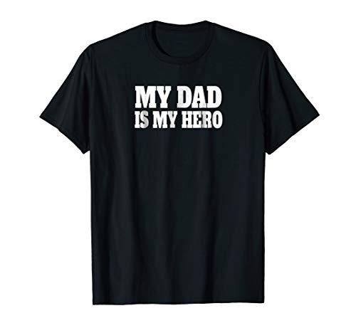 My Dad Is My SuperHero T-Shirt - Father's day Gift for $<!--$25.99-->